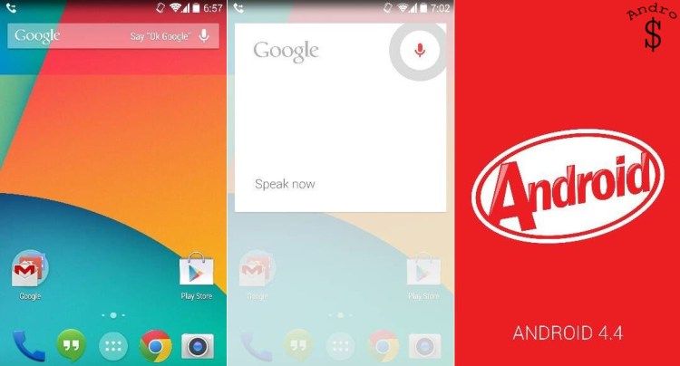 Android 4.4 Kitkat on the Galaxy S4 i9505