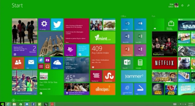 Windows 8.1 Update 1 - www.androdollar.com