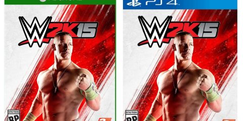 WWE 2K15 Cover – Andro Dollar