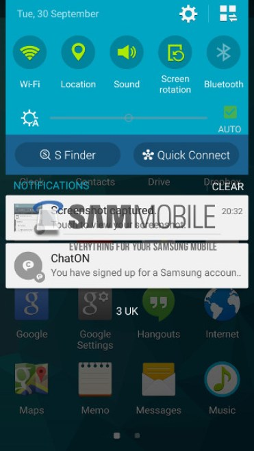 Android L on Galaxy S5 – Andro Dollar (4)