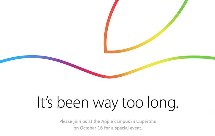 Apple iPad Mac Event October 16 – Andro Dollar