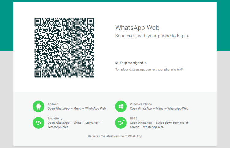 Whatsapp for Web - Andro Dollar