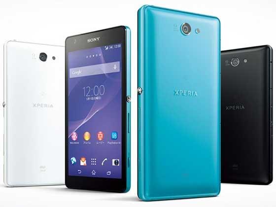 Sony 臺灣發表 Xperia Z2a 手機   Android-APK