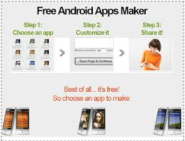Android Apps Maker Software Download
