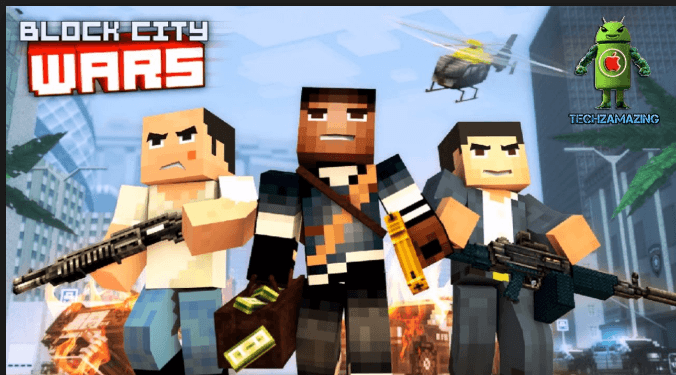 Download block city wars hack game for android