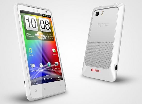 Velocity4G von HTC im Vodafone-Netz