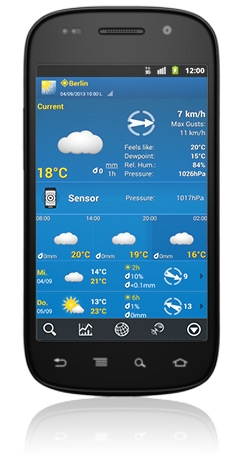 Weather Pro Version 3.0
