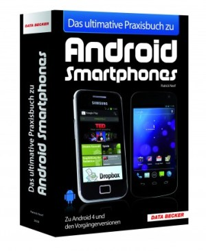 Android Smartphone Paxisbuch