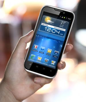 ZTE präsentiert das Era Smartphone