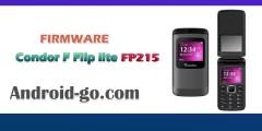 فلاشة كوندورFirmware Condor F Flip lite FP215 SC6531 E