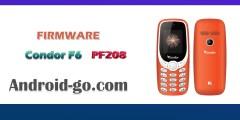 فلاشة كوندور Condor F6 PF208 SC6531 E