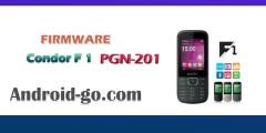 فلاشة كوندور firmware condor F1 PGN-201