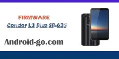 فلاش كوندور Firmware Condor L3 Plus SP-637