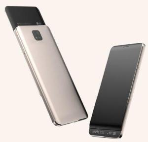 LG V30 doppio display