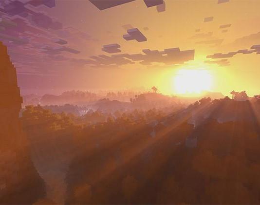 minecraft nuova grafica