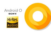 Android O Sony