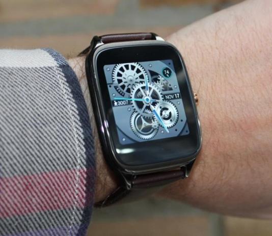 asus zenwatch 2 aggiornamento