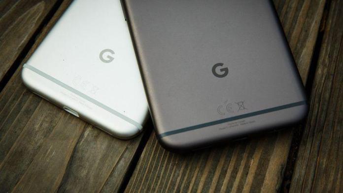 google pixel always-on-display