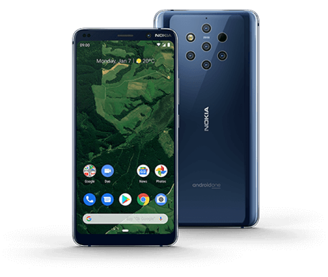 Introducing Nokia 9 Pureview A Phone That