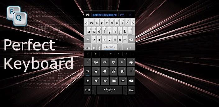 Test Clavier : Perfect Keyboard (version gratuite)