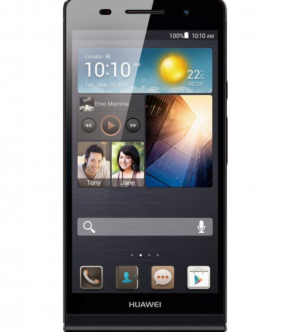 Ascend P6 : Superbe surprise !