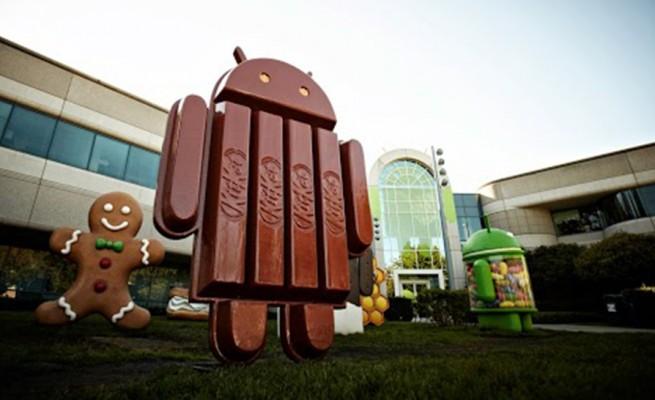 KitKat la version 4.4 d'Android !