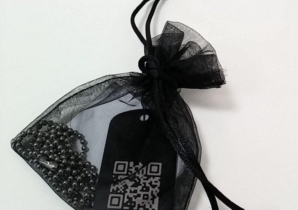 QR-tag : Le Qrcode / carte de visite