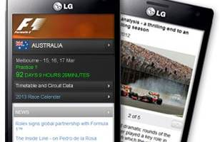 Application Officielle F1