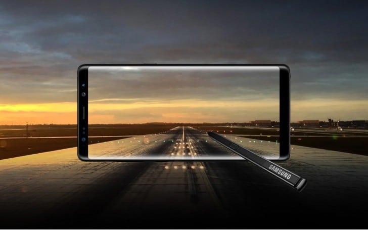 Samsung Galaxy Note 9 : c'est pour le 9 août