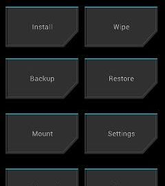 How to install TWRP Recovery on HTC Droid DNA:
