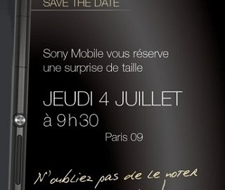 Sony Xperia Z Ultra Paris