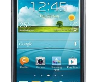 Samsung Galaxy SIII mini Value Edition