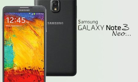 Galaxy Note 3 Neo to Android 4.4.2