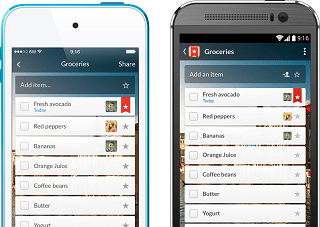 Wunderlist for Android