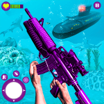 Underwater Counter Terrorist Shooting Strike Game 1.5 .APK MOD Unlimited money Download for android