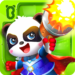 Little Pandas Hero Battle Game .APK MOD Unlimited money Download for android