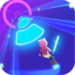 Cyber Surfer Free Game the Rhythm Knight .APK MOD Unlimited money Download for android