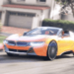 Driver BMW I8 Night City .APK MOD Unlimited money Download for android