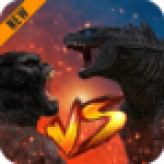 Godzilla Kong 2021 Angry Monster Fighting Games .APK MOD Unlimited money Download for android