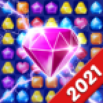 Jewels Crush Legend- Diamond Gems Free Match 3 .APK MOD Unlimited money Download for android