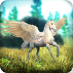 Flying Horse Simulator 2021 1.1 .APK MOD Unlimited money Download for android