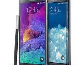 the Galaxy Note 4