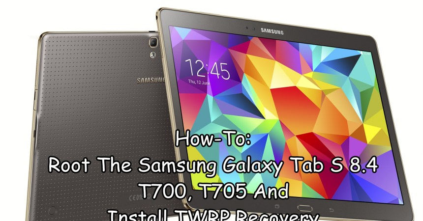 Root The Samsung Galaxy Tab