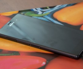 The Sony Xperia Z3