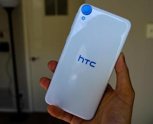 The HTC Desire 820