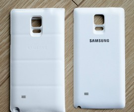 Review on Charging backs for Galaxy Note 4