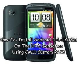 CM11 Custom ROM