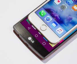 A Comparison Between Apple iPhone 6s And LG G4