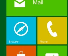 Windows 8 Layout On Android
