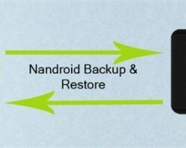 Nandroid Backup